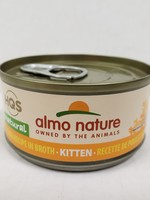 Almo Nature© HQS Natural Chicken Recipe in Broth - Kitten 70g