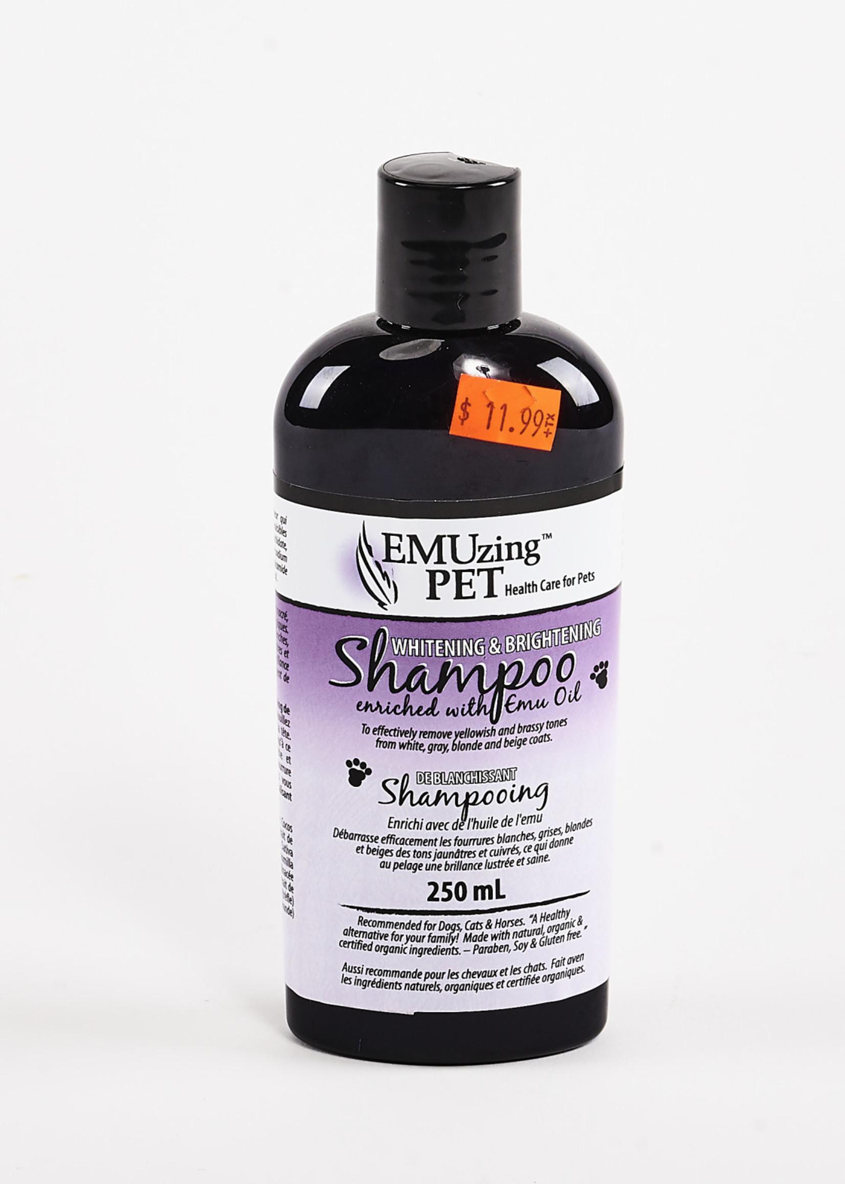 EMUzing™ Pet Products Emuzing Pet White & Bright Shampoo 250mL