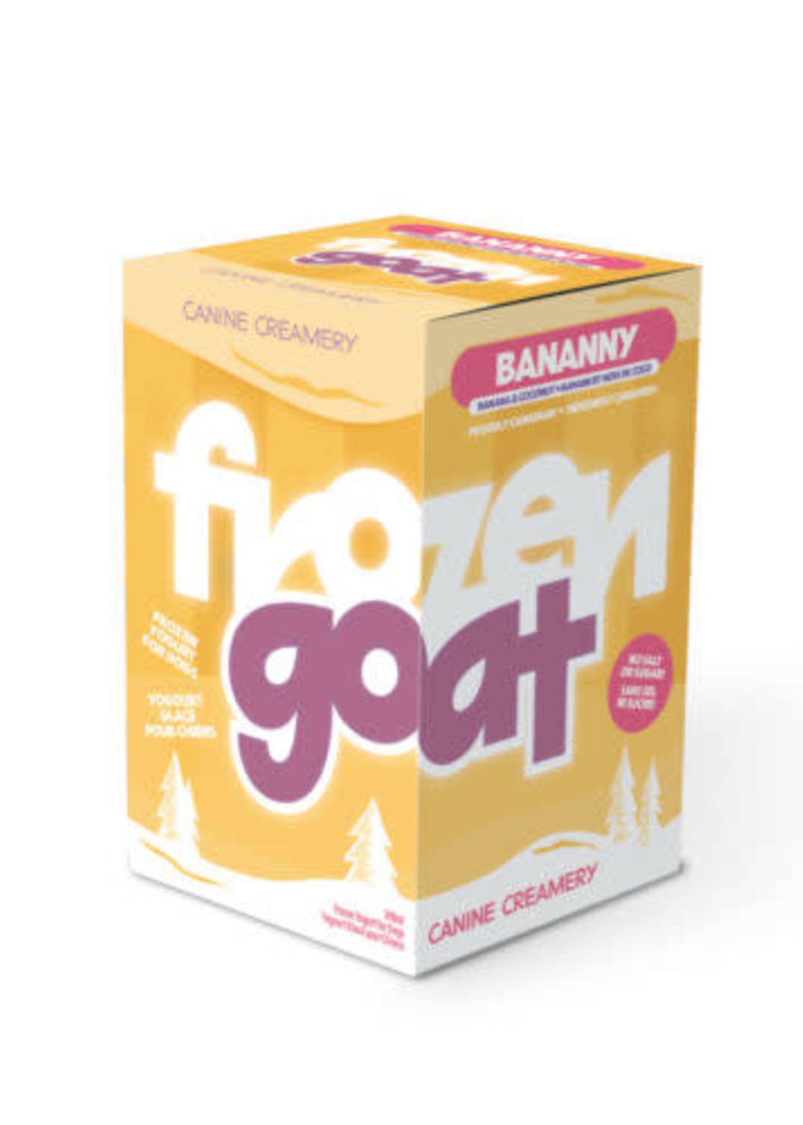 Frozen Goat Frozen Goat Bananny 300mL