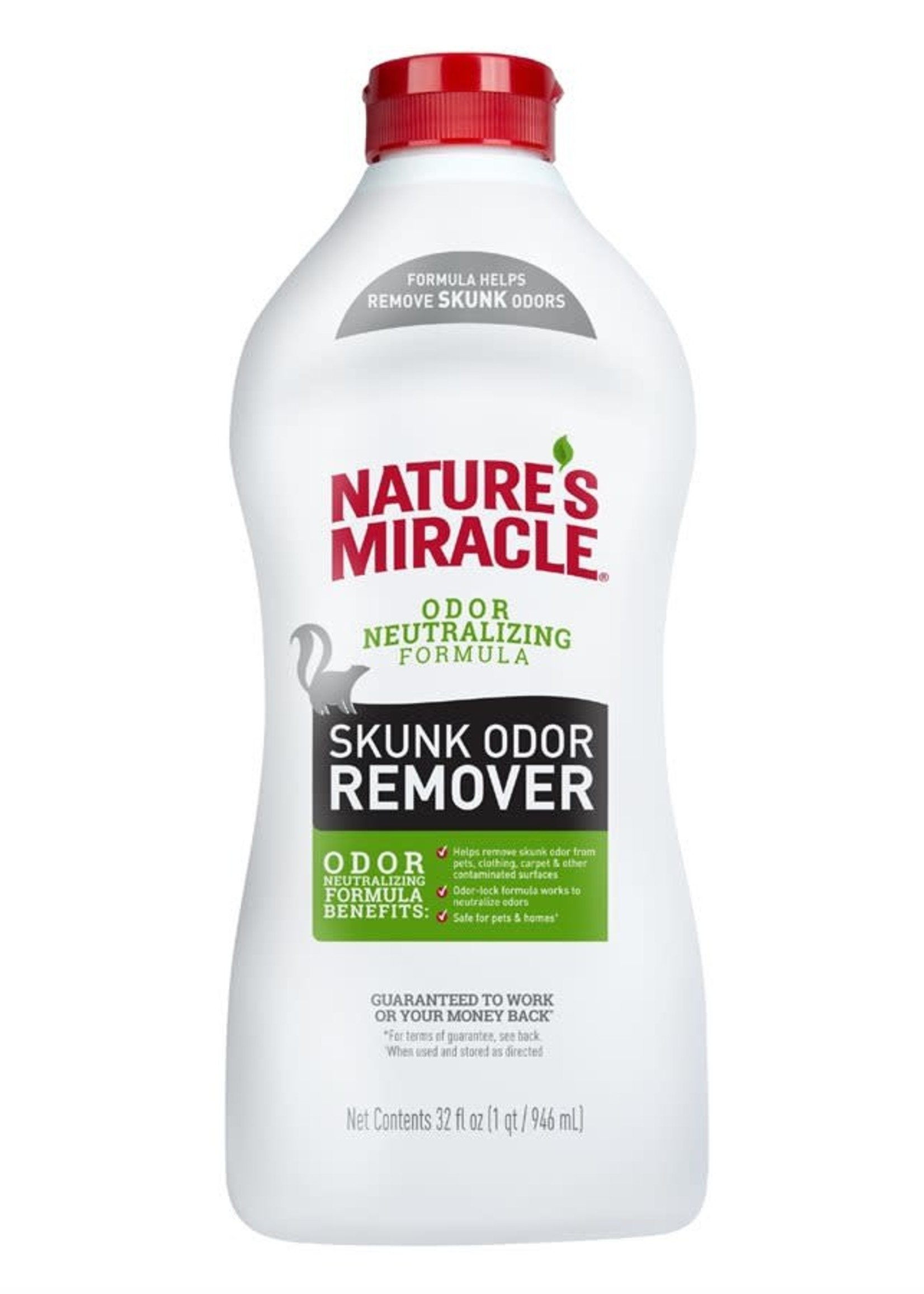Nature's Miracle® NATURE'S MIRACLE SKUNK ODOR REMOVER 32oz