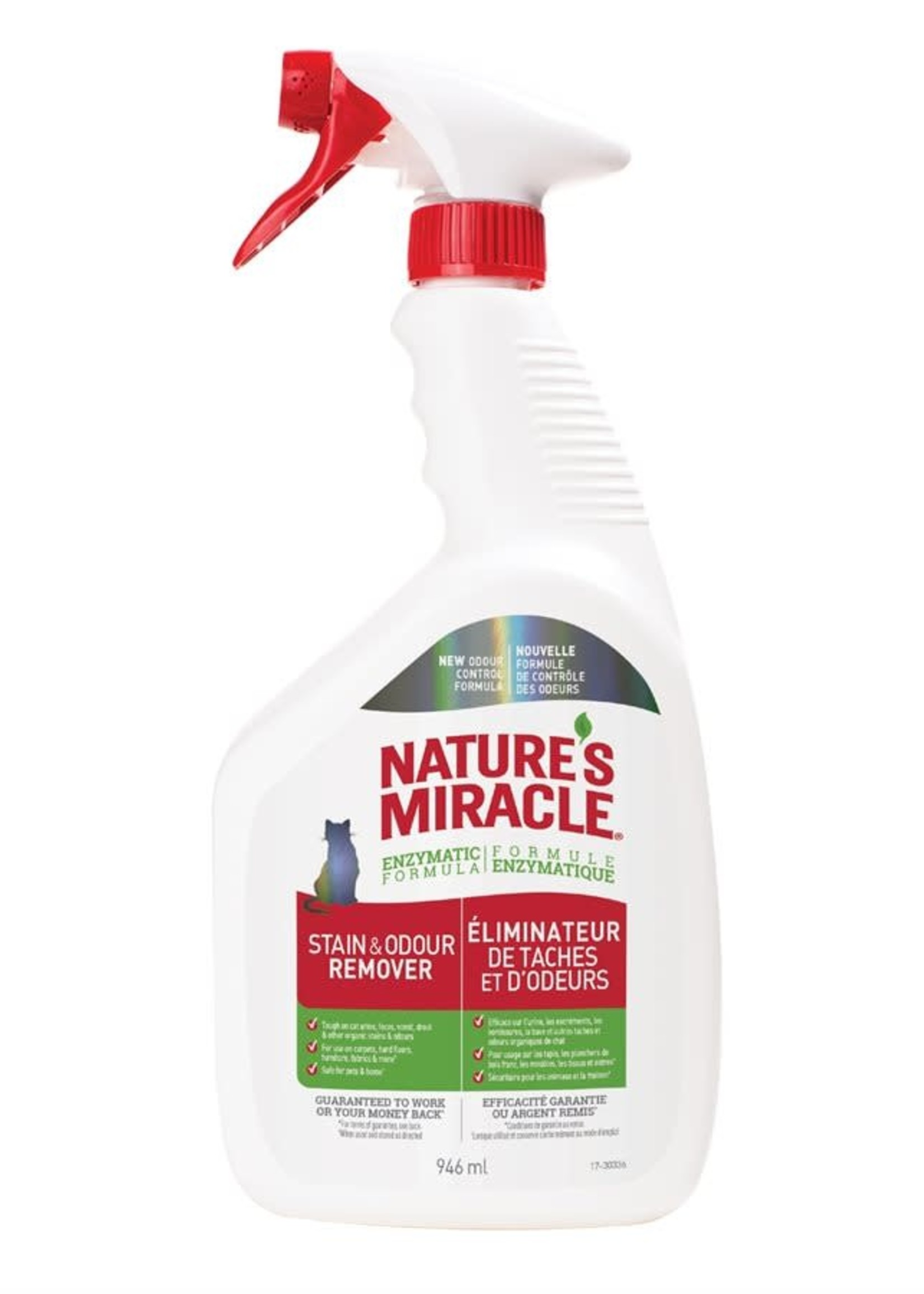 Nature's Miracle® Nature's Miracle Just for Cats Stain And Odor Remover 32oz