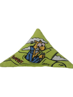 Yeowww!® Purrr Muda Triangle Bag