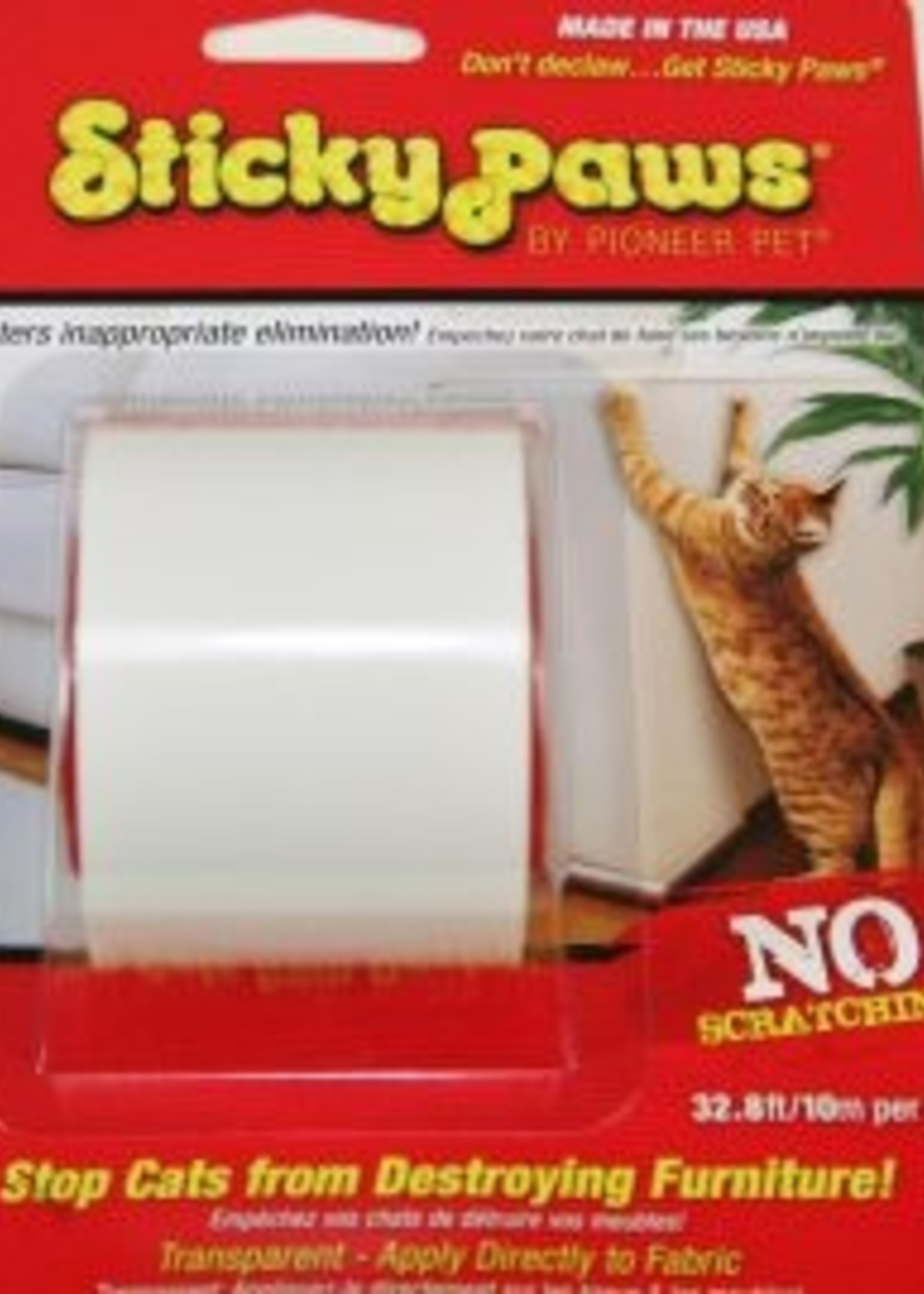 PioneerPet® Pioneer Pet Sticky Paws® On-a-Roll
