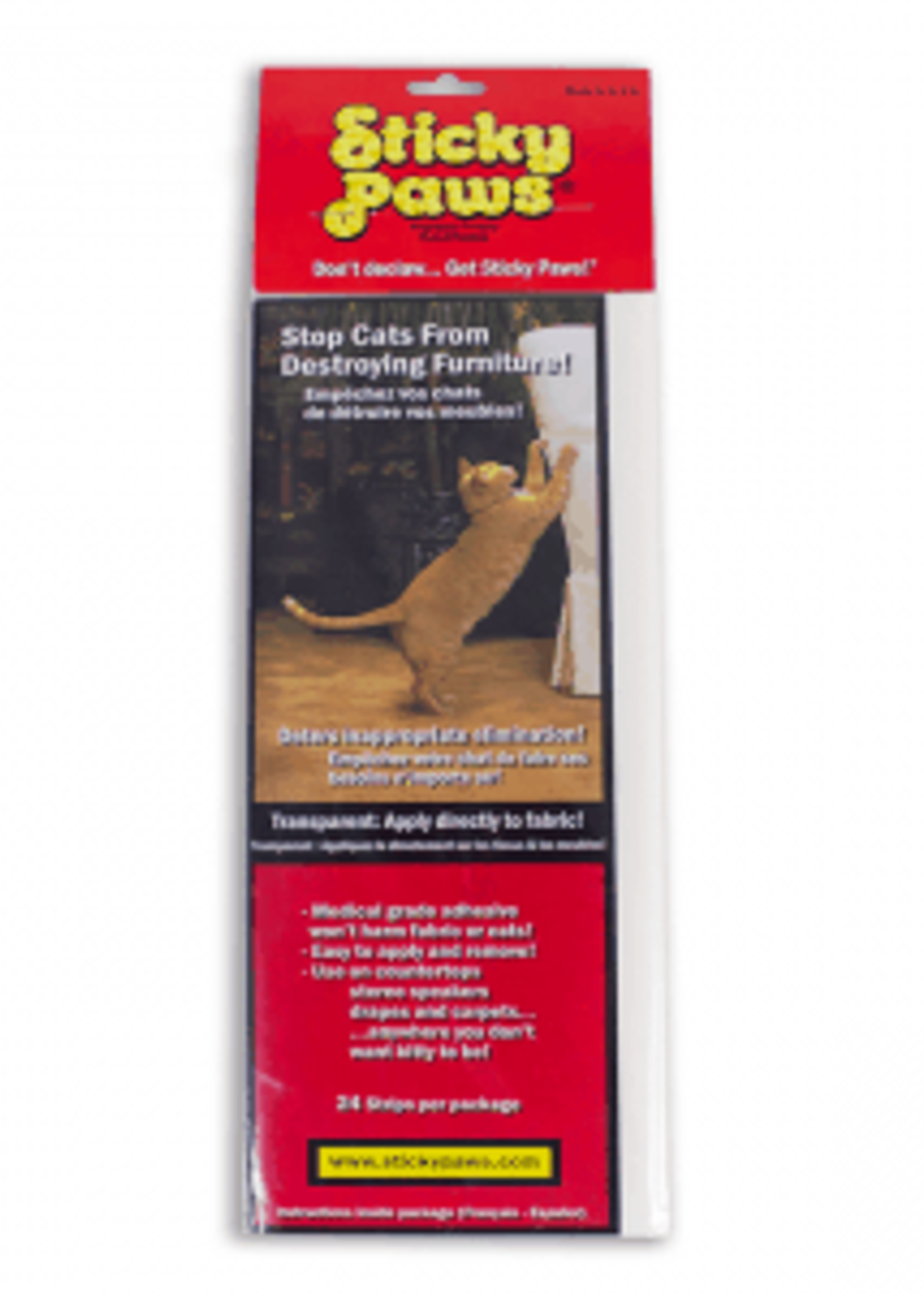 PioneerPet® Pioneer Pet Sticky Paws® Furniture Strips