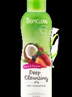 TropiClean® Berry & Coconut Deep Cleansing Shampoo 20oz