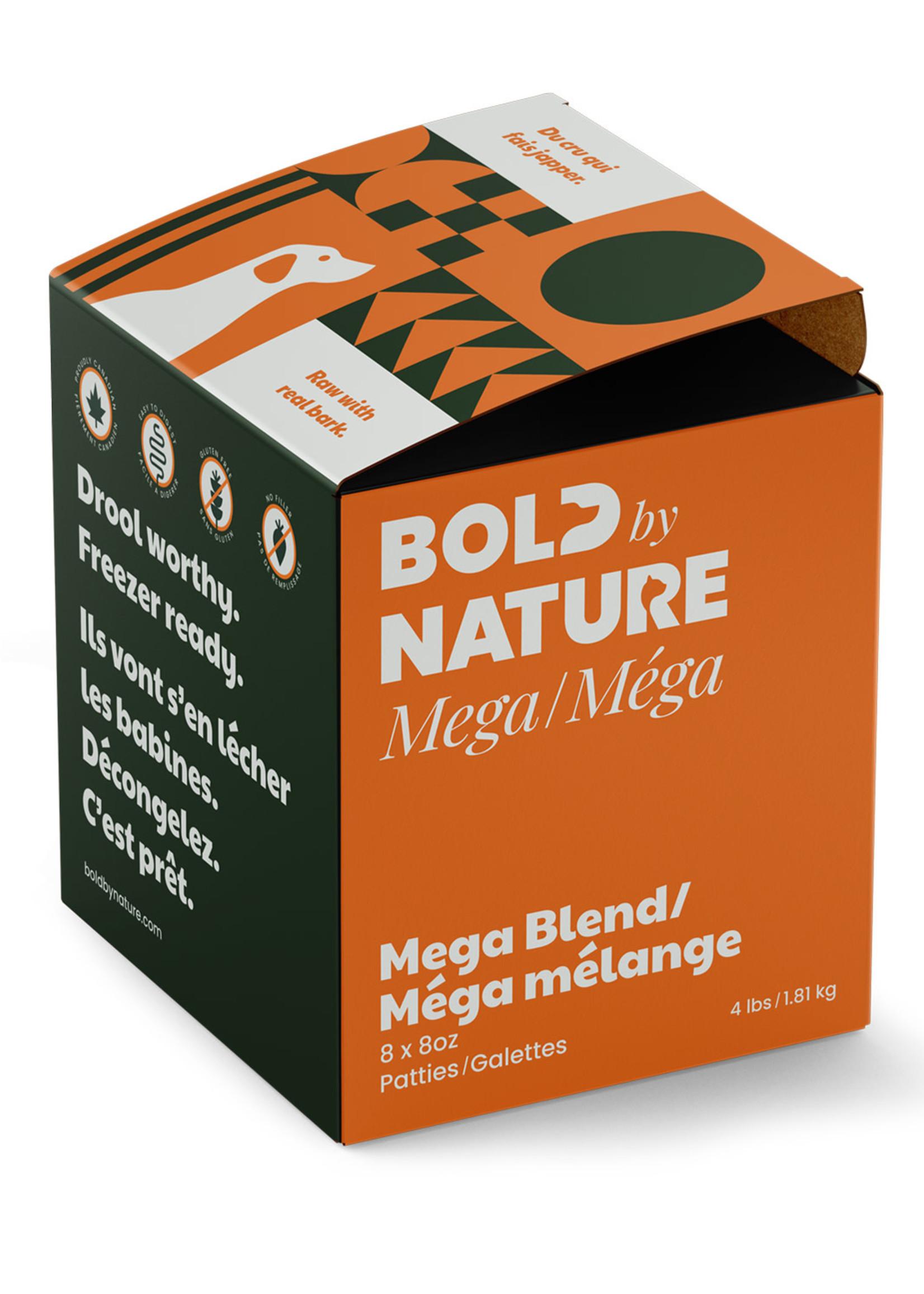 Mega Dog Raw Mega Dog Raw Mega Blend 4lbs