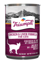 Triumph® Chicken & Liver 13oz