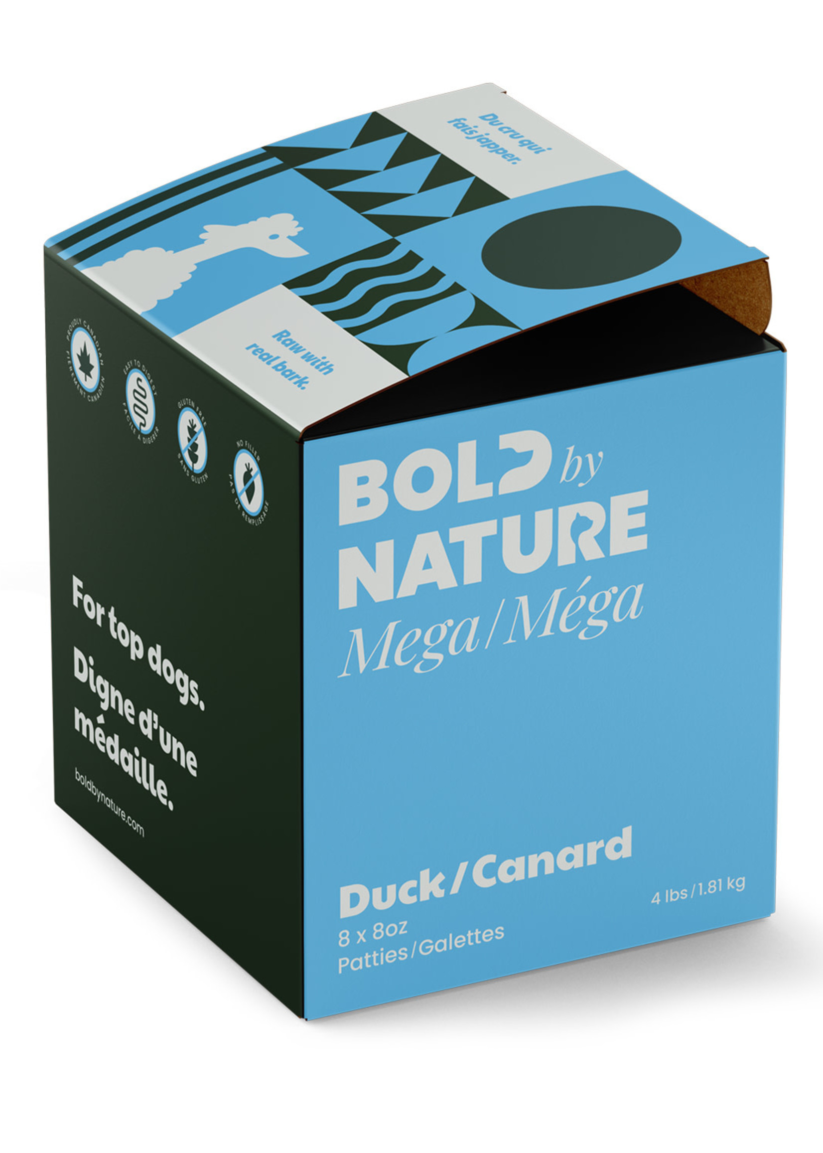 Bold by Nature© Bold by Nature© Mega Duck 4lbs
