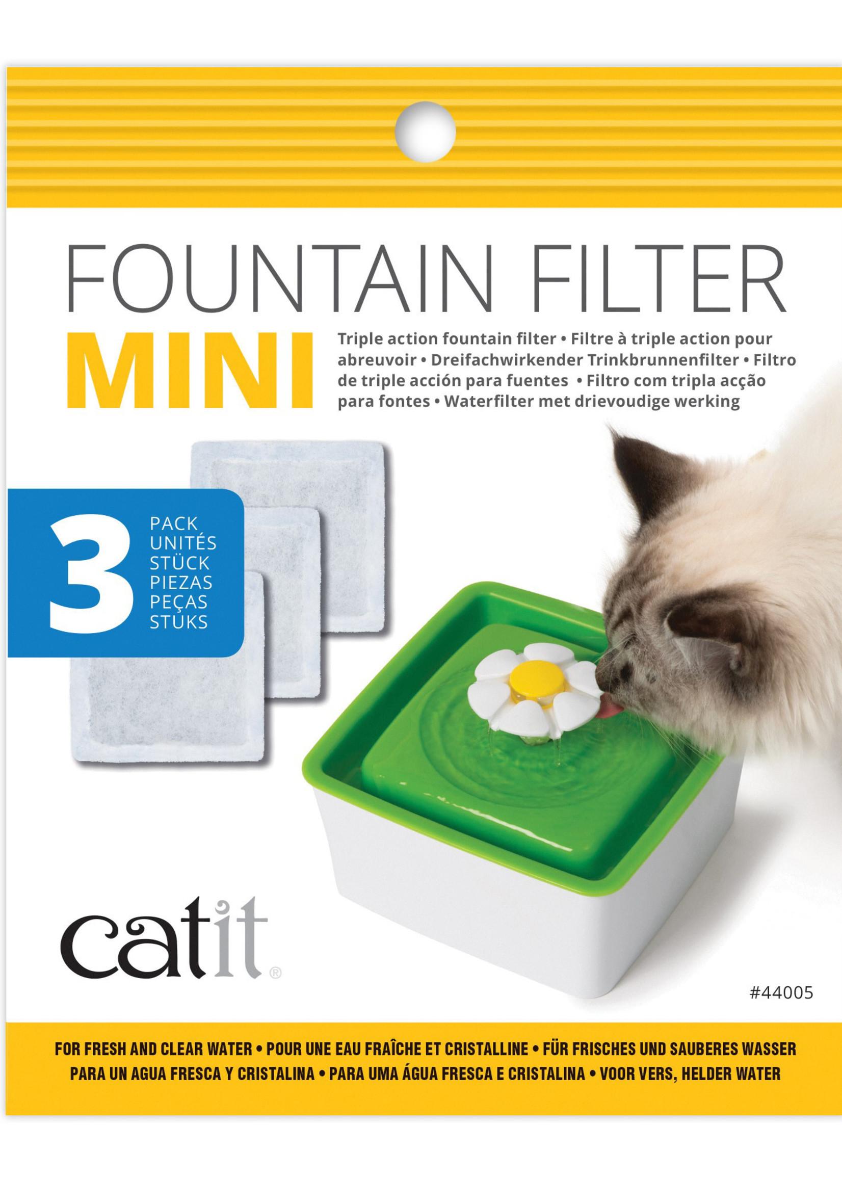 Catit® Catit Mini Fountain Filters 3pk