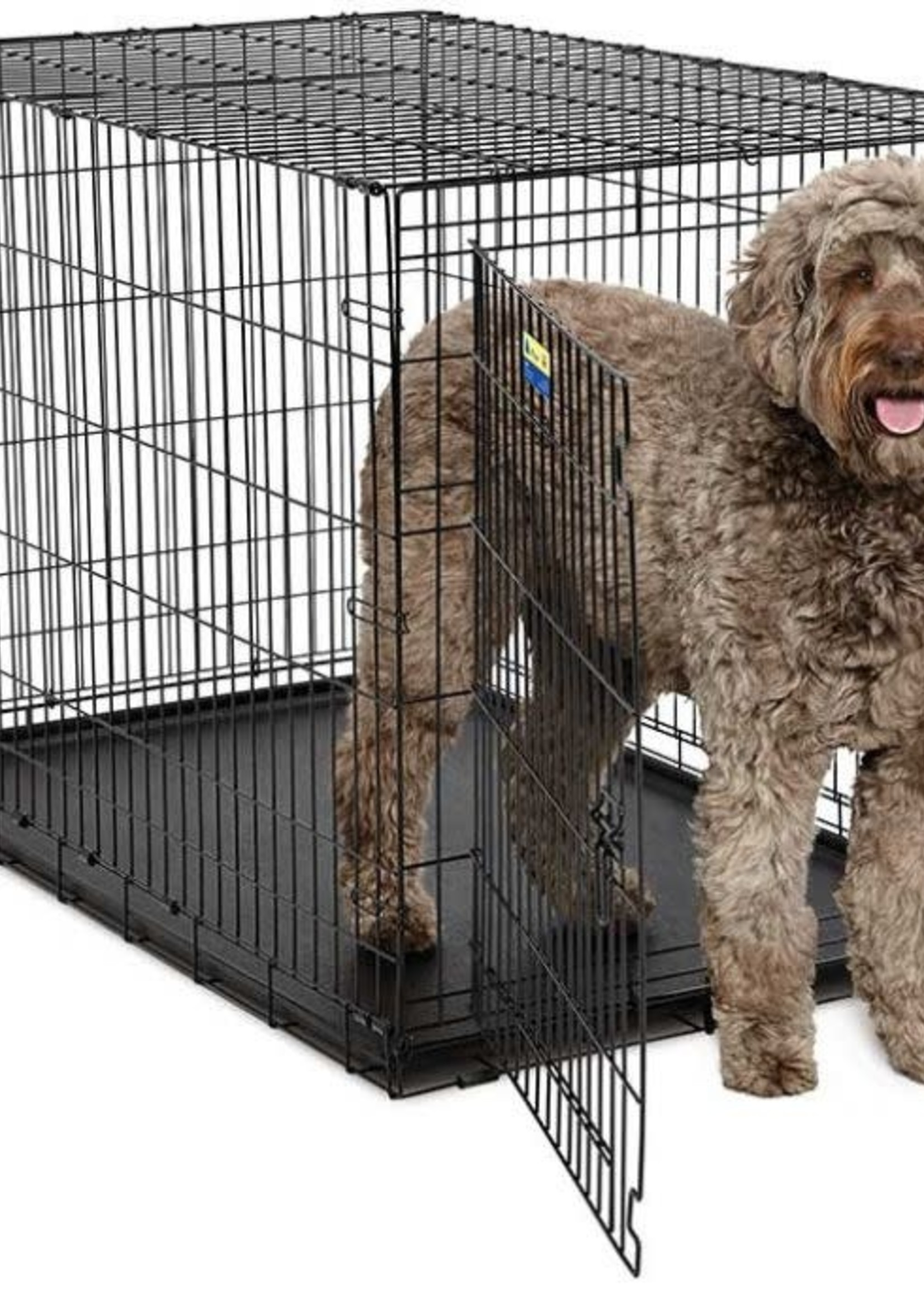 """MidWest Homes for Pets™ MidWest Contour™ Crate 48"""""""