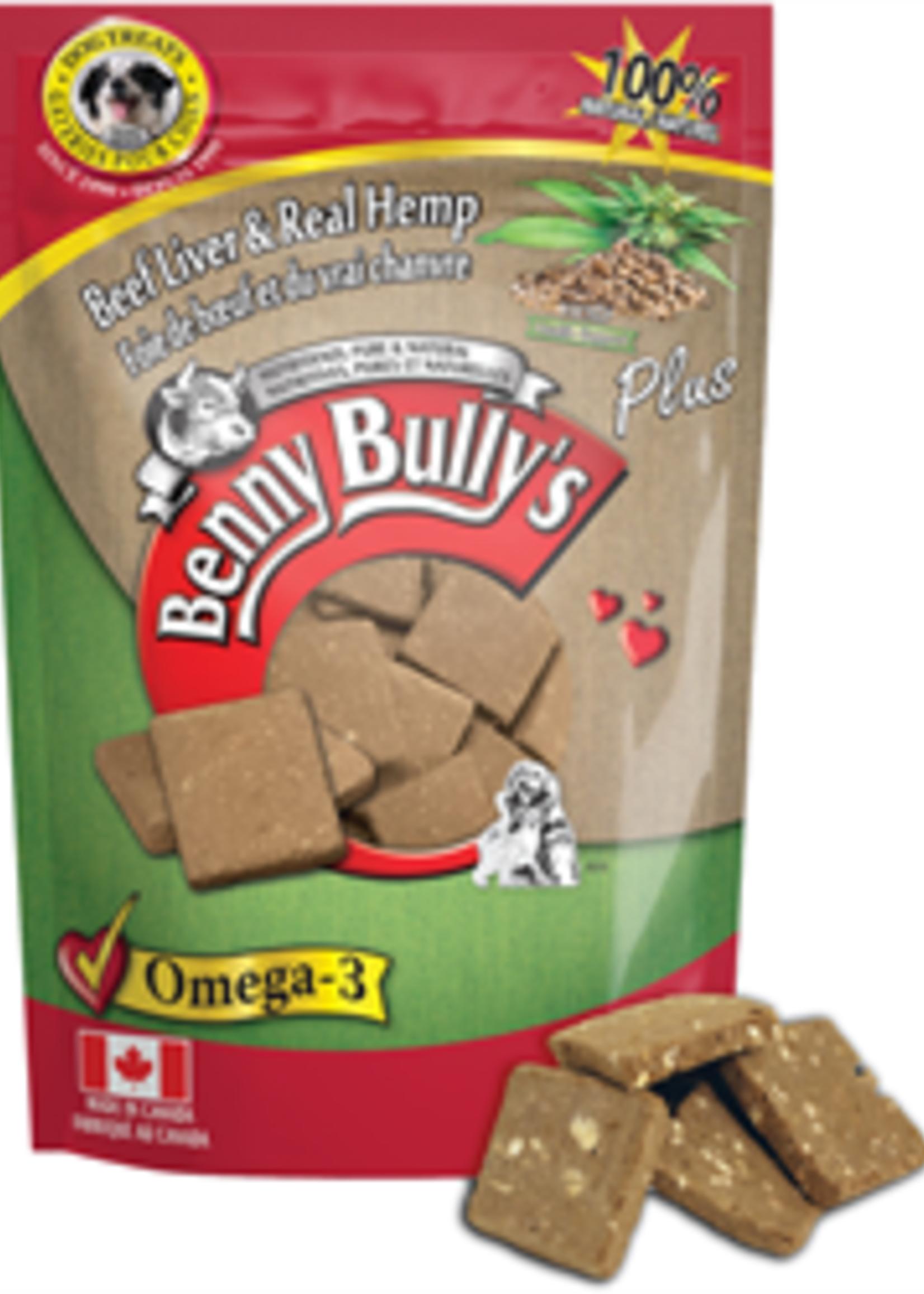 Benny Bullys™ Benny Bully's Liver Plus Hemp 58g