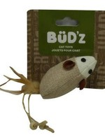 Büd'z® Cat Mouse With Feathers