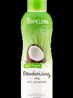 TropiClean® Aloe & Coconut Deodorizing Shampoo 20oz