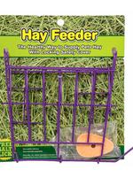 Ware™ Hay Feeder with Salt Lick