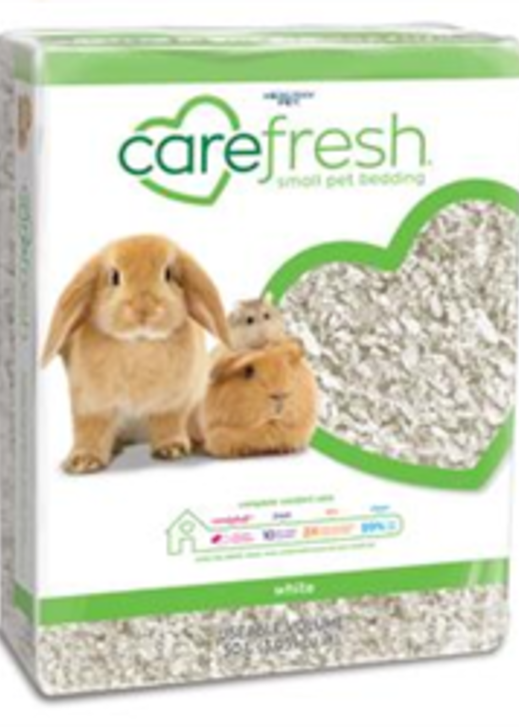 Carefresh® Carefresh® Small Pet Bedding White 50L