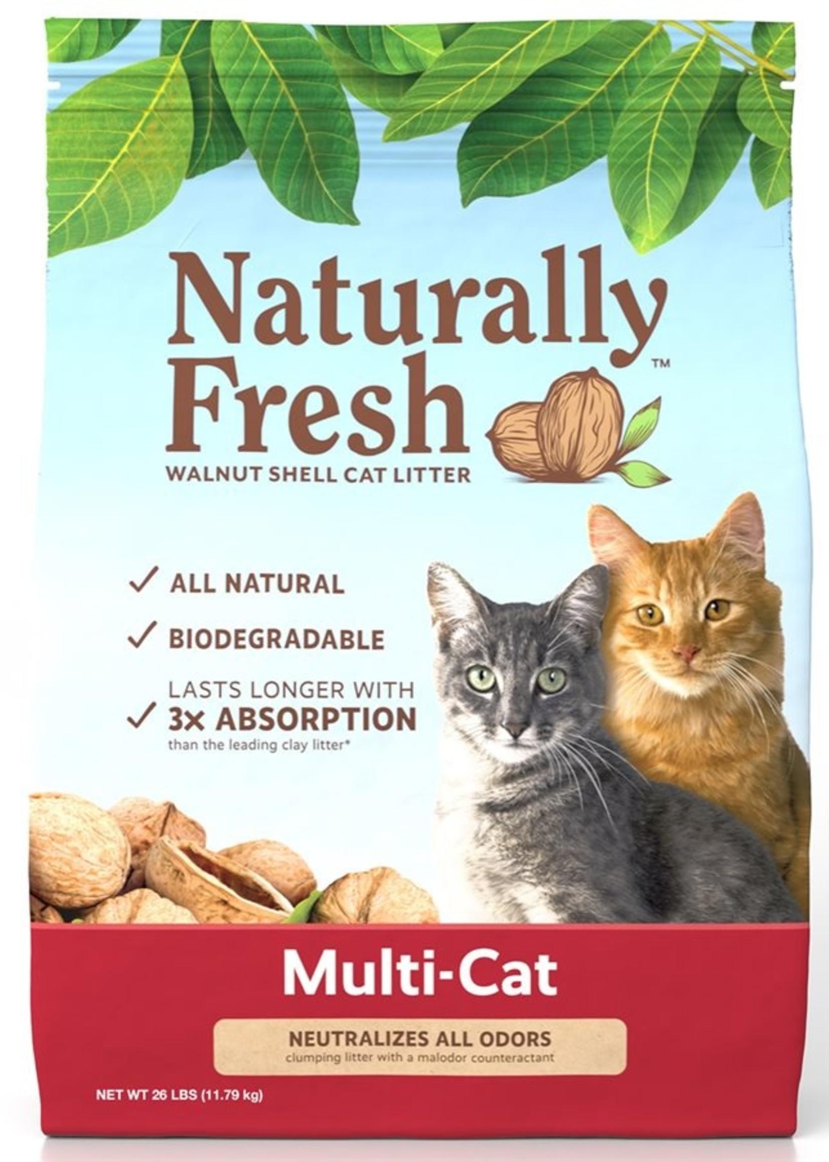 Naturally Fresh™ Naturally Fresh™ Multi-Cat Clumping Litter 26lbs