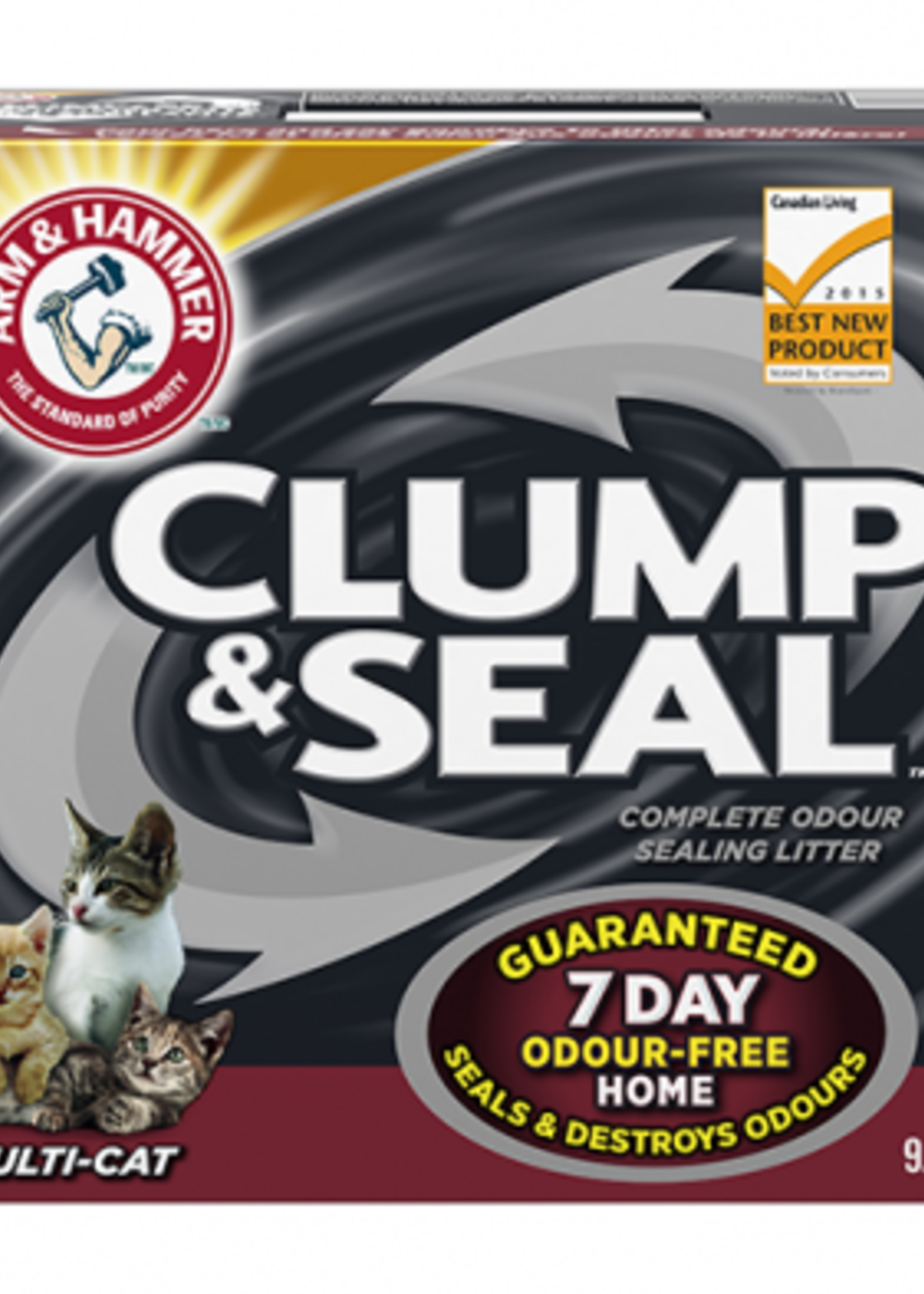 Arm & Hammer™ Arm & Hammer™ Clump and Seal™ Multi-Cat 20lbs