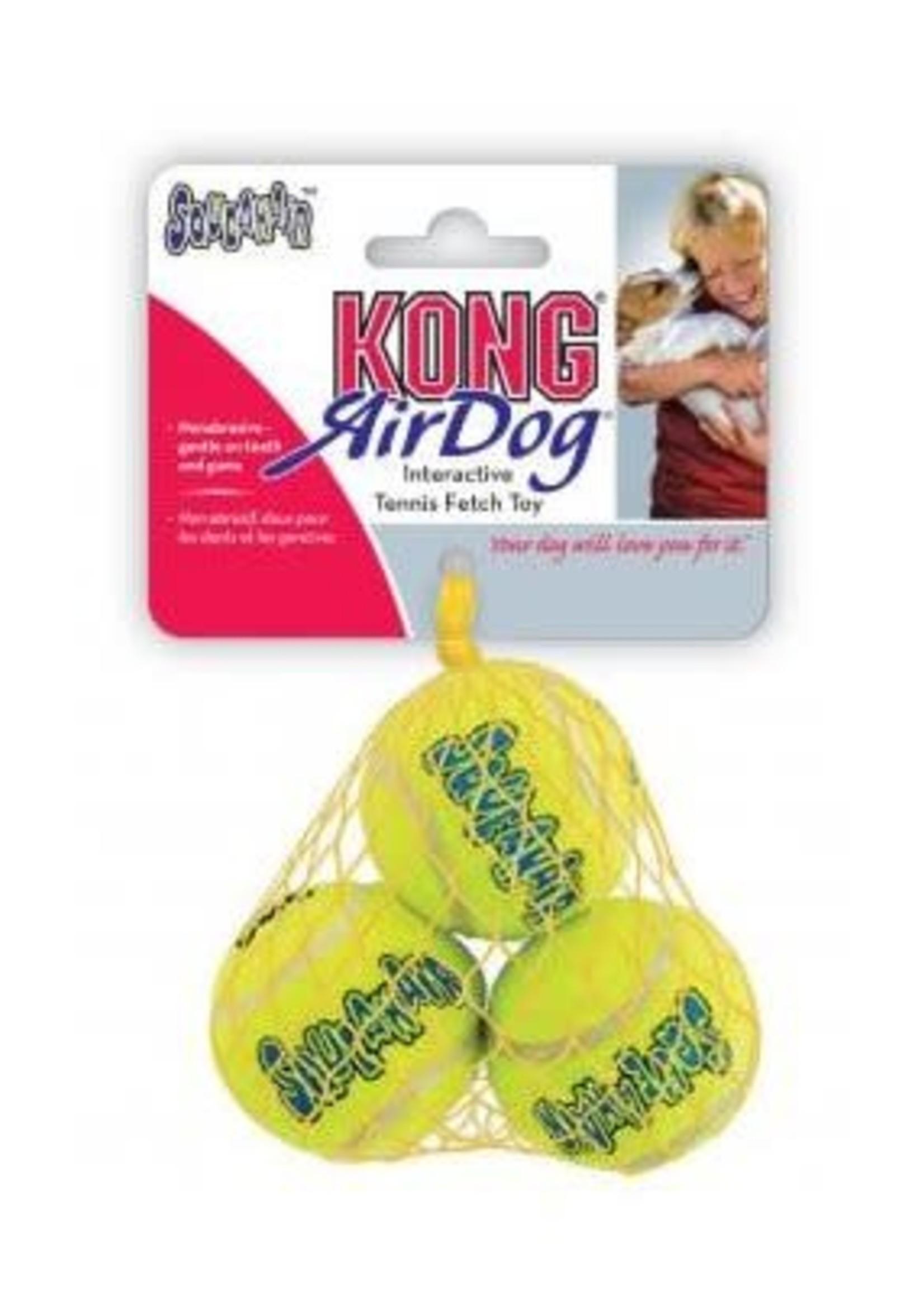 Kong® Kong SqueakAir Ball Small (3pk)