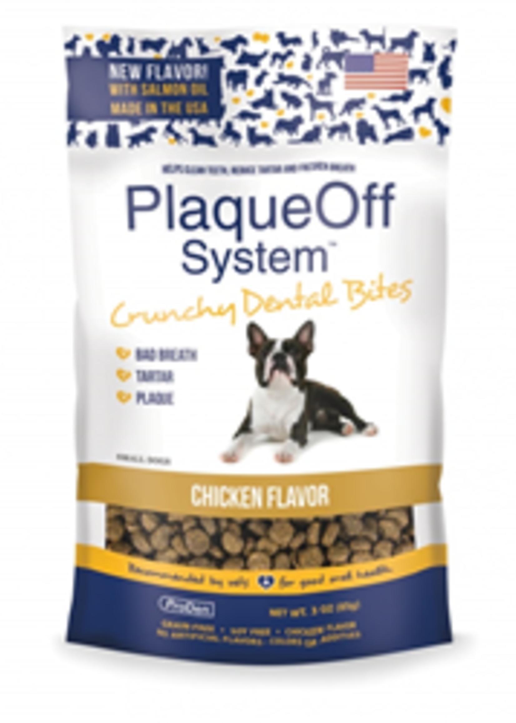 ProDen PlaqueOff® ProDen PlaqueOff® Crunchy Dental Bites Chicken 85g