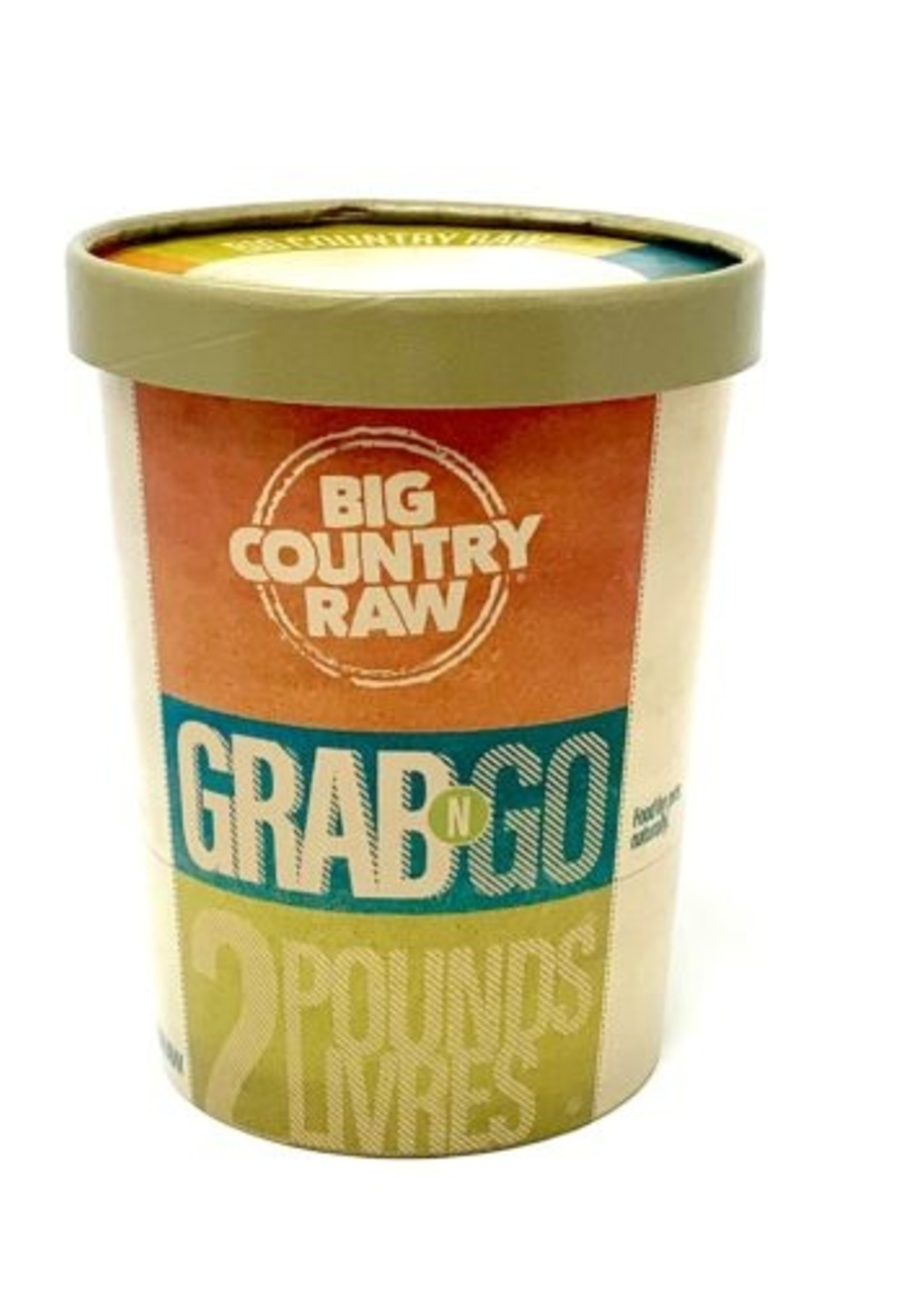 Big Country Raw Big Country Raw Grab N Go Big 18lbs
