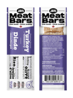 Jay's™ Pasture Raised Turkey and Cranberry Meat Bars™ 1oz