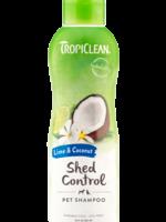 TropiClean® Lime & Coconut DeShedding Shampoo 20oz