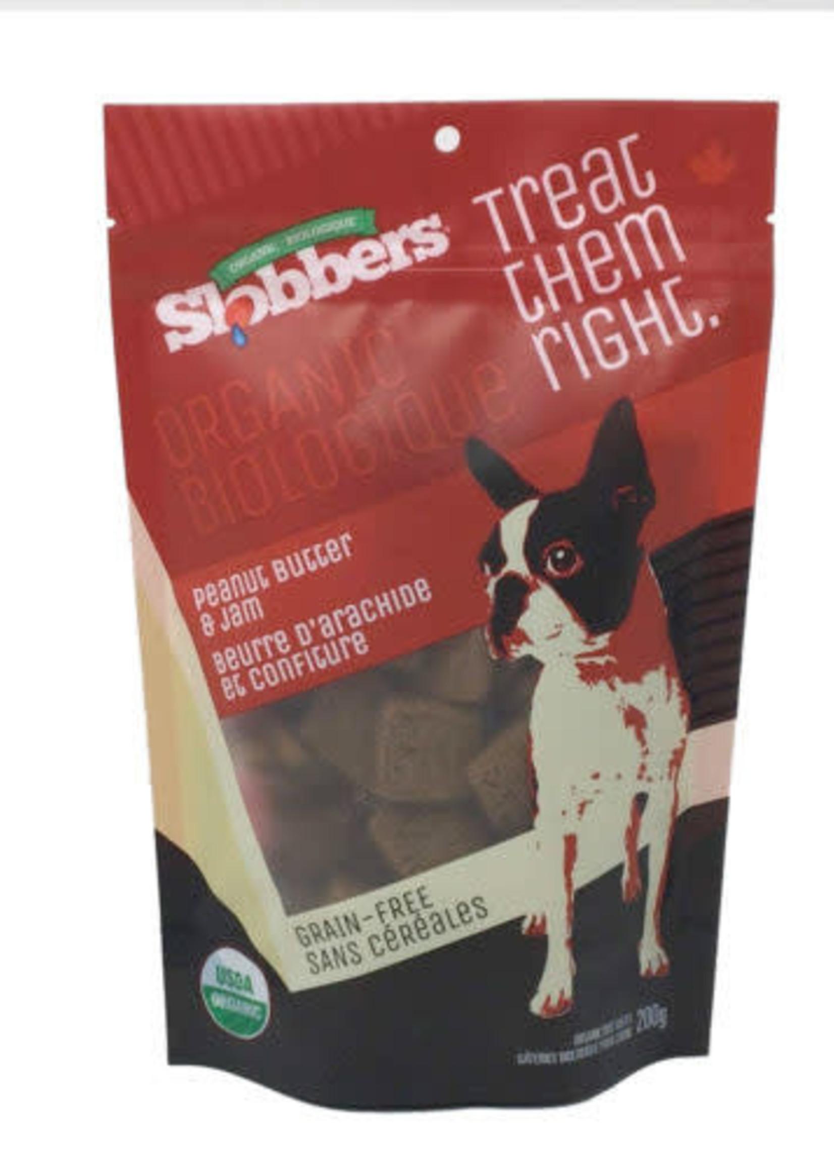 Slobbers® Peanut Butter & Jam  200g