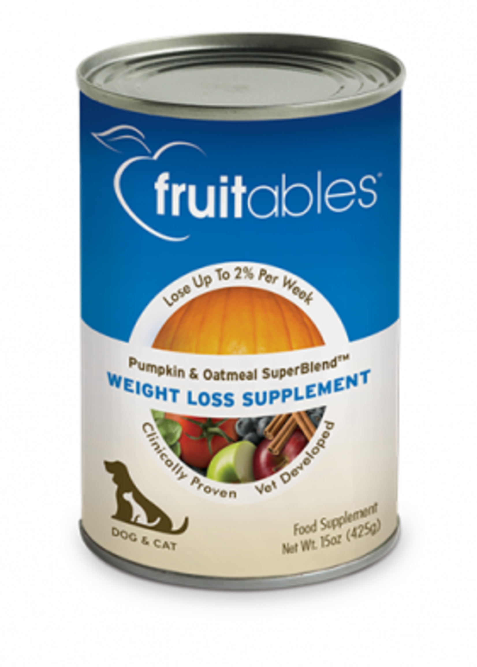 Fruitables® Fruitables® Pumpkin & Oatmeal SuperBlend™ Weight Loss Supplement 15oz