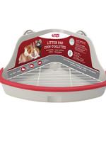 Living World® Small Animal Corner Litter Pan Large