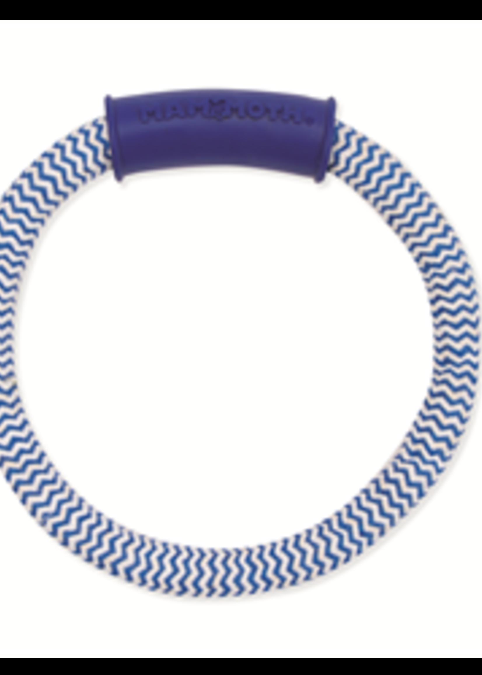 Mammoth® Mammoth® Flossy Chews® Extra Fresh™ Ring with Handle - Medium
