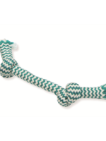 Mammoth® Flossy Chews® Extra Fresh™ 2-Knot Rope Small