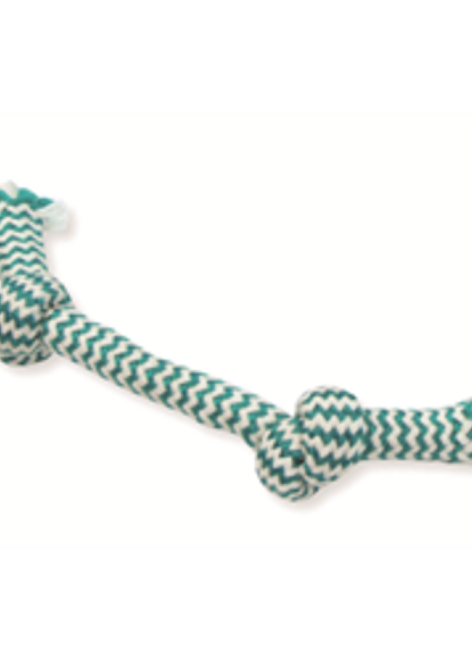 Mammoth® Mammoth®  Flossy Chews® Extra Fresh™ 2-Knot Rope Small