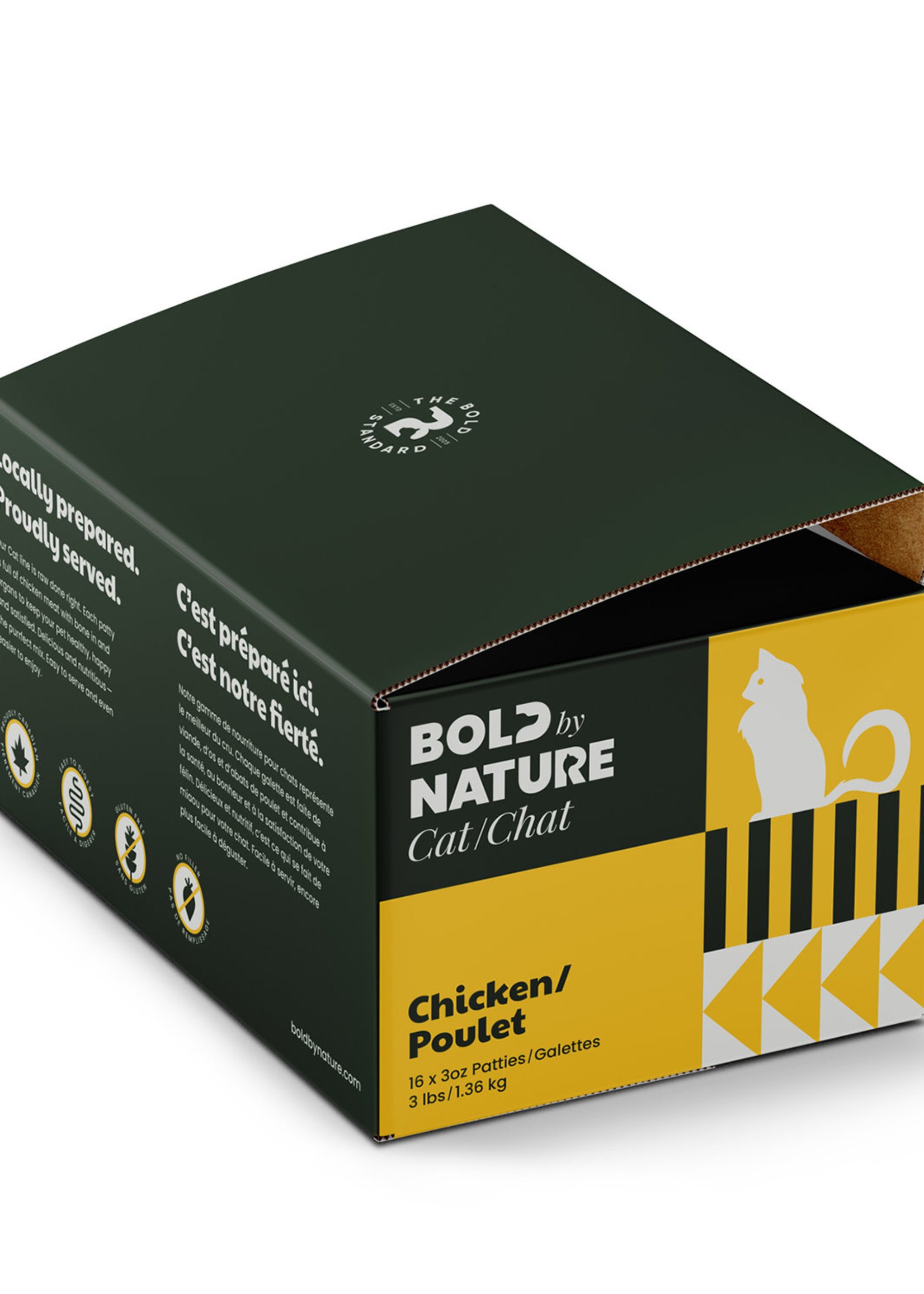 Bold by Nature© Bold by Nature© Chicken 3lbs