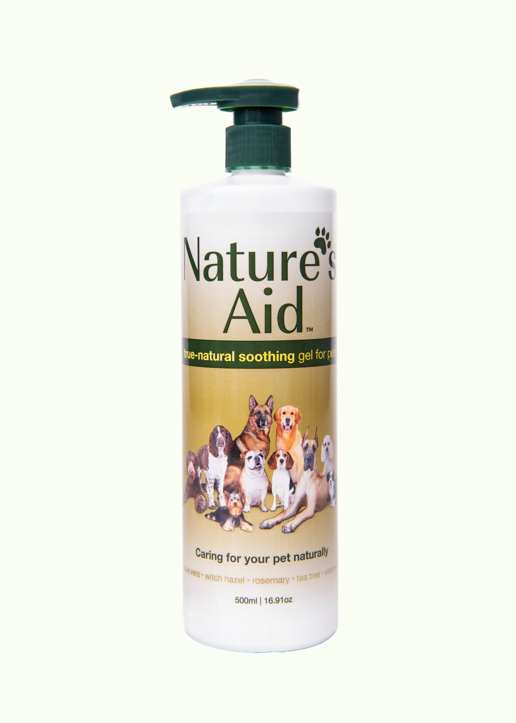 Nature's Aid® Nature's Aid® Skin Gel 500mL