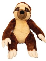 """snugarooz Sasha the Sloth 11"""""""