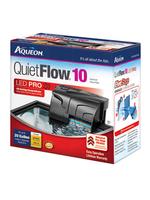 Aqueon® QuietFlow®10 LED Pro Aquarium Power Filter