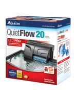 Aqueon® QuietFlow®20 LED Pro Aquarium Power Filter