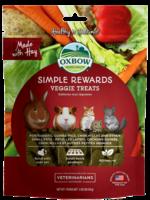 Oxbow Animal Health™ Simple Rewards Veggie Treats 2oz