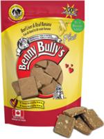 Benny Bullys™ Beef Liver & Real Banana 58g