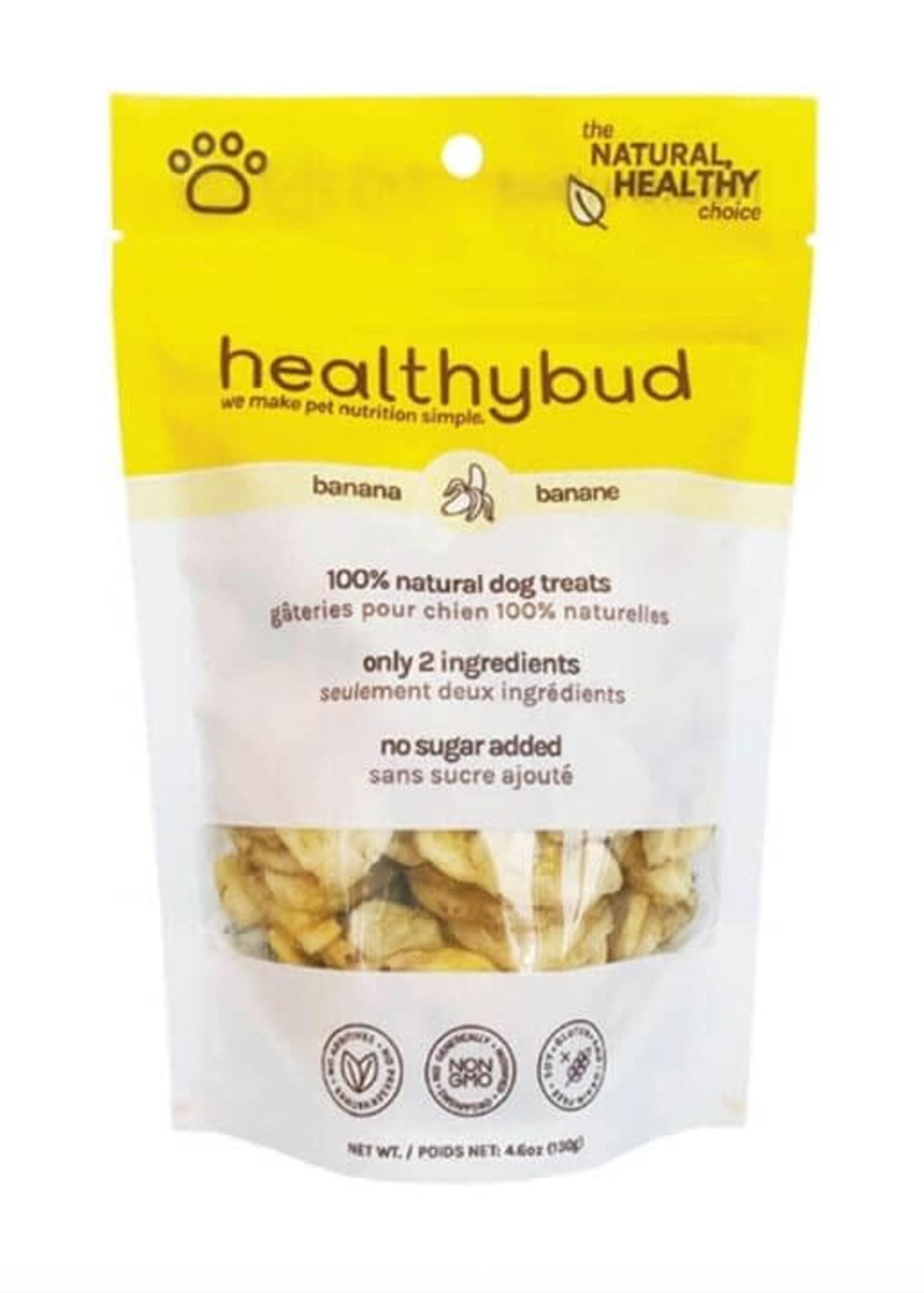 Healthybud© Healthybud© Banana Crisps 4.6oz