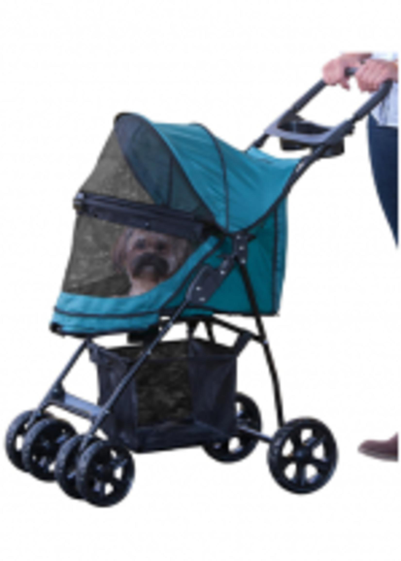 Pet Gear® Pet Gear® Happy Trails Lite No-Zip Stroller