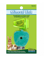 Ware™ Apple Trace Mineral Lick with Holder