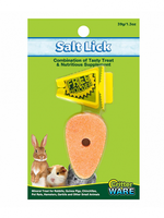 Ware™ Carrot Salt Lick with Holder