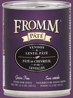 Fromm® Venison & Lentil Pâté 12oz