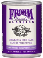 Fromm® Classic Chicken and Rice Pâté 12.5oz