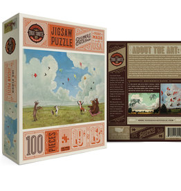 TRUE SOUTH PUZZLE Kite Party Puzzle