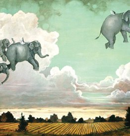 TRUE SOUTH PUZZLE Flying Elephants Puzzle