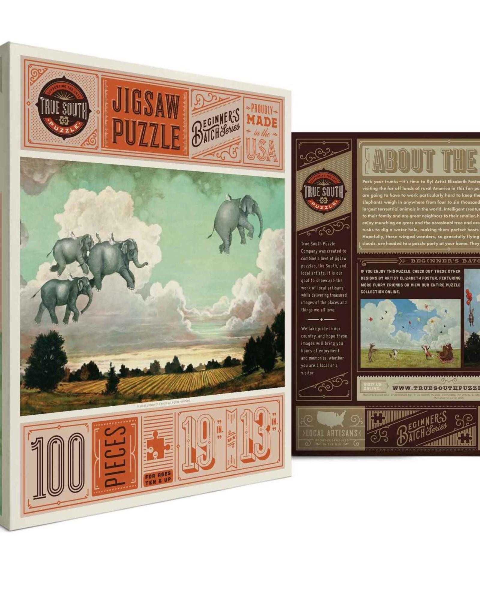 Flying Elephants Puzzle