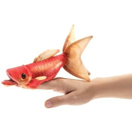 Mini Goldfish Puppet