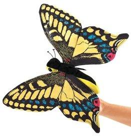 FOLKMANIS Swallowtail Butterfly Puppet